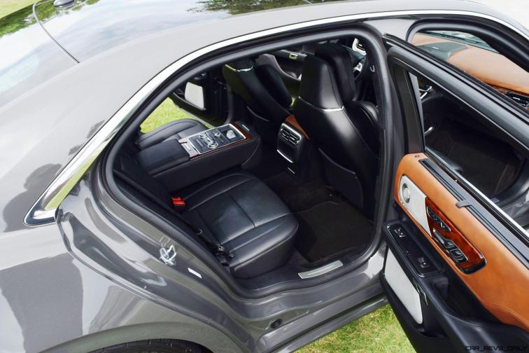 Lincoln Continental 2017 Interior 16