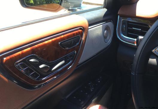 Lincoln Continental 2017 Interior 21