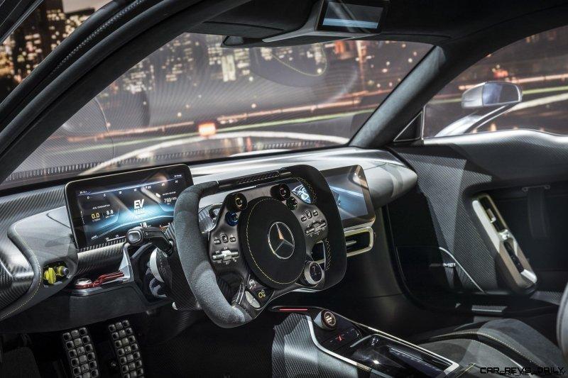 Mercedes-Benz Media Night am Vorabend der IAA Frankfurt 2017