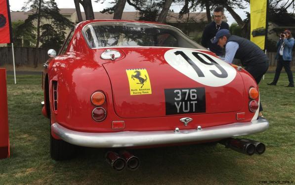 2017 Ferrari 70 Anni Collection at Pebble Beach Concours 115