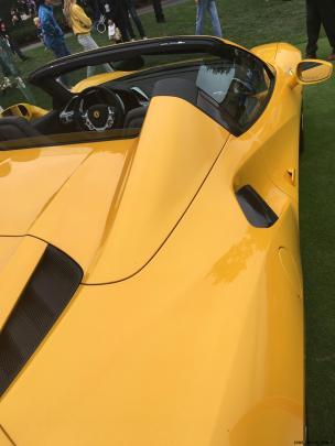 2017 Ferrari 70 Anni Collection at Pebble Beach Concours 29