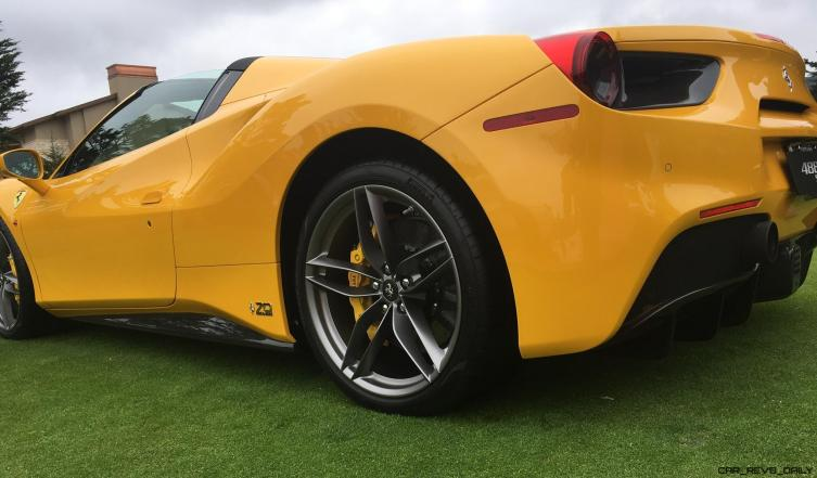 2017 Ferrari 70 Anni Collection at Pebble Beach Concours 42