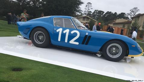 2017 Ferrari 70 Anni Collection at Pebble Beach Concours 47