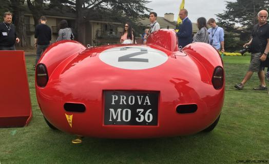 2017 Ferrari 70 Anni Collection at Pebble Beach Concours 79