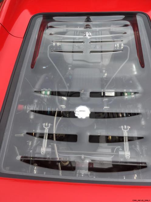 2017 Ferrari 70 Anni Collection at Pebble Beach Concours 82