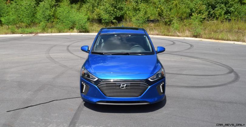 2017 Hyundai Ioniq Hybrid EXTERIOR 12