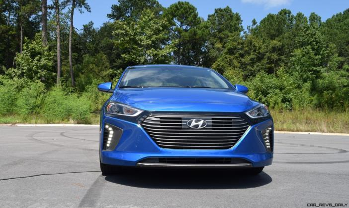 2017 Hyundai Ioniq Hybrid EXTERIOR 13