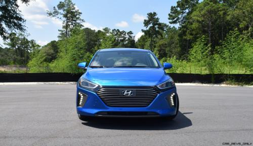 2017 Hyundai Ioniq Hybrid EXTERIOR 22