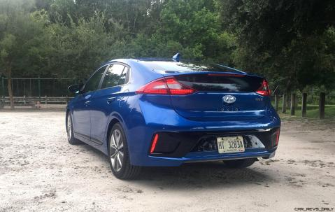 2017 Hyundai Ioniq Hybrid EXTERIOR 46