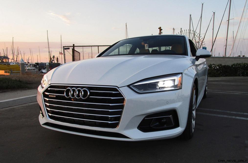 2018 Audi A5 Coupe 1