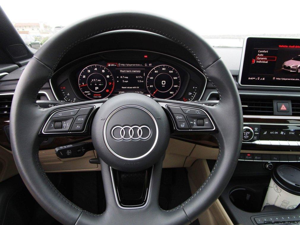 2018 Audi A5 Coupe INTERIORS 21