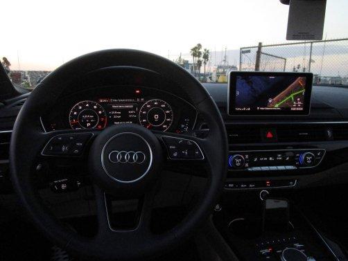 2018 Audi A5 Coupe INTERIORS 35