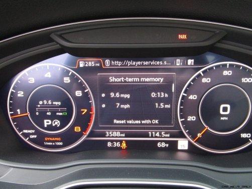 2018 Audi A5 Coupe INTERIORS 5