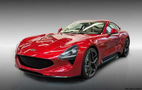 2018 TVR Griffith 1