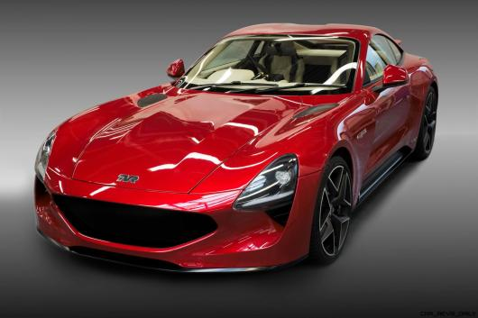 2018 TVR Griffith 4