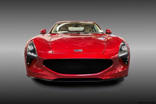 2018 TVR Griffith 6