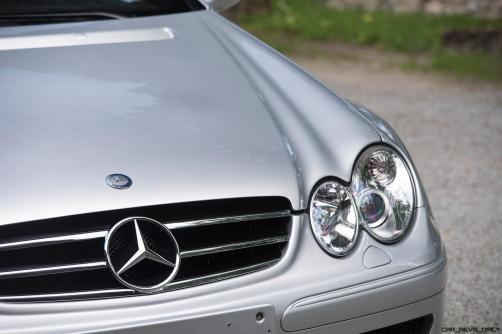 CLK DTM AMG Cabrio 23