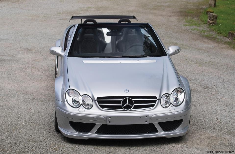 CLK DTM AMG Cabrio 26