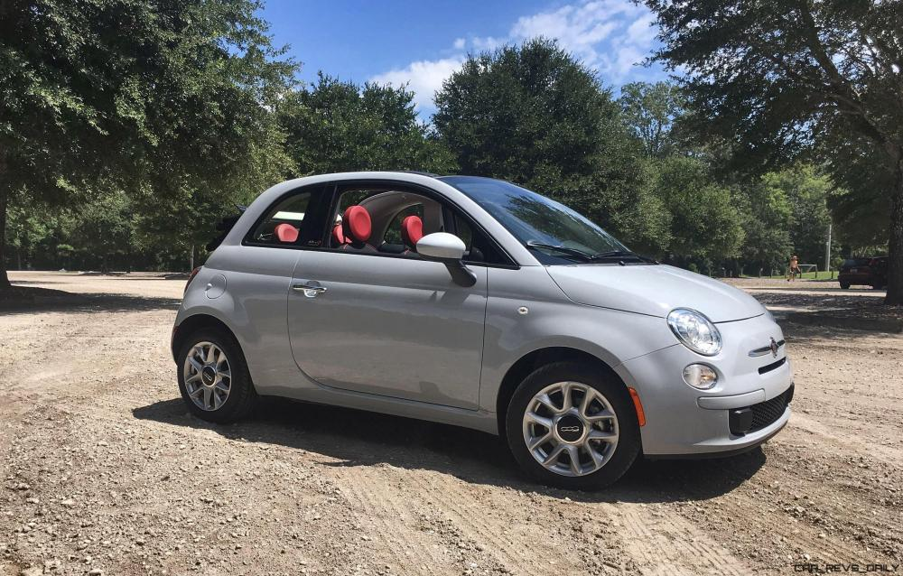 2017 Fiat 500C 13