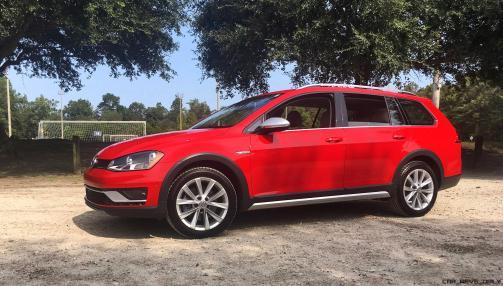2017 VW Golf Alltrack S 27