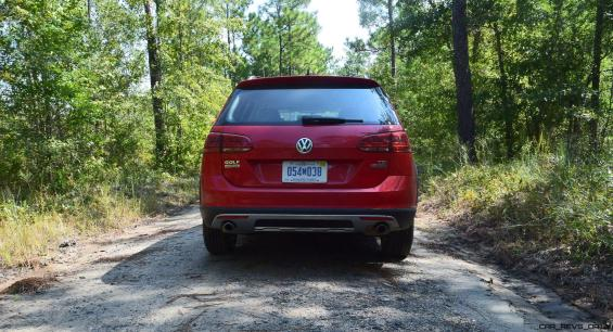2017 VW Golf Alltrack S 7