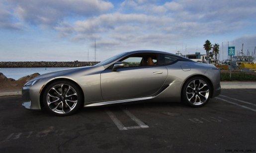 2018 Lexus LC500 - Review 1