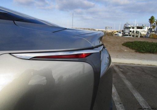 2018 Lexus LC500 - Review 10