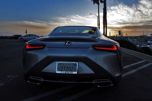 2018 Lexus LC500 - Review 23
