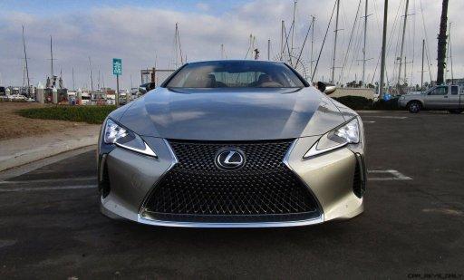 2018 Lexus LC500 - Review 3