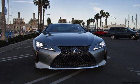 2018 Lexus LC500 - Review 32