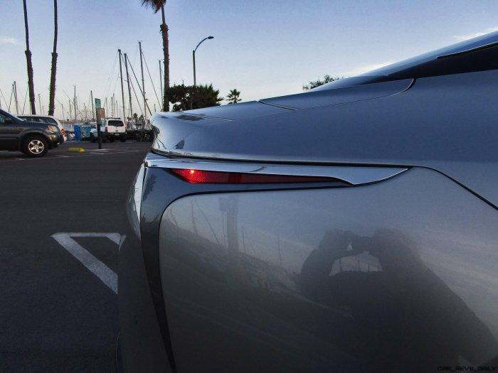 2018 Lexus LC500 - Review 33