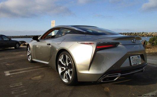 2018 Lexus LC500 - Review 9