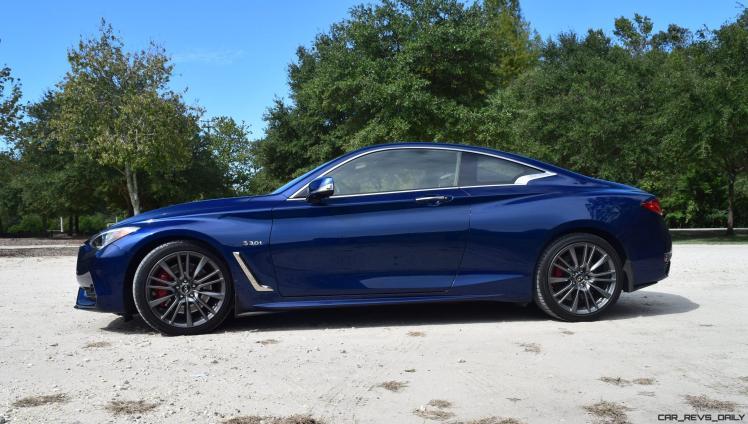2017 Infiniti Q60 Red Sport 400 Iridium Blue 4