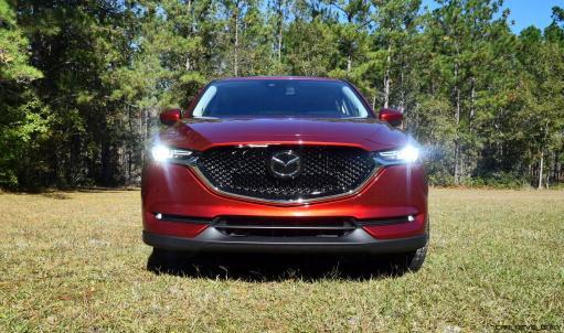2017 Mazda CX-5 GT Premium AWD 19