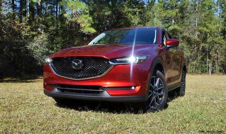2017 Mazda CX-5 GT Premium AWD 4