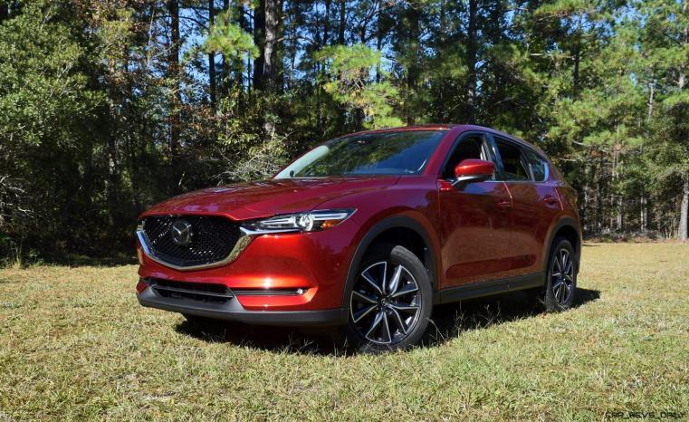 2017 Mazda CX-5 GT Premium AWD 6
