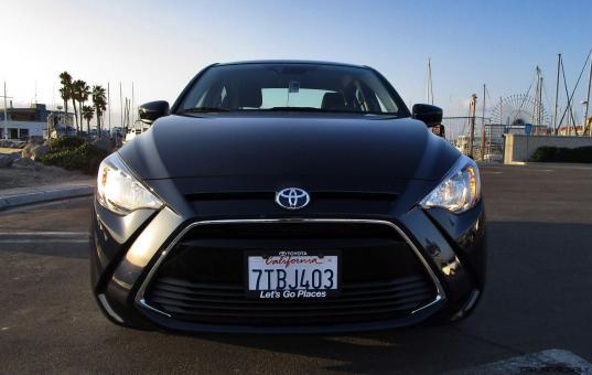 2017 Toyota Yaris iA 2