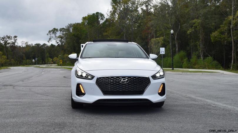 2018 Hyundai Elantra GT 11