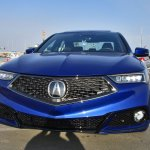 2018 Acura Tlx A Spec V6 Sh Awd Road Test Review By Ben Lewis Car Shopping Car Revs Daily Com