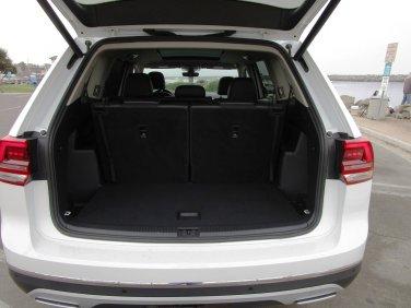 2018 VW Atlas Interior 1