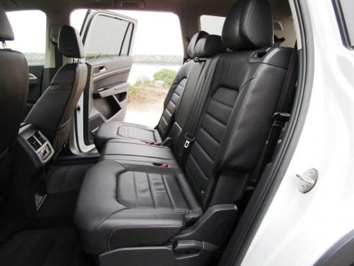 2018 VW Atlas Interior 5