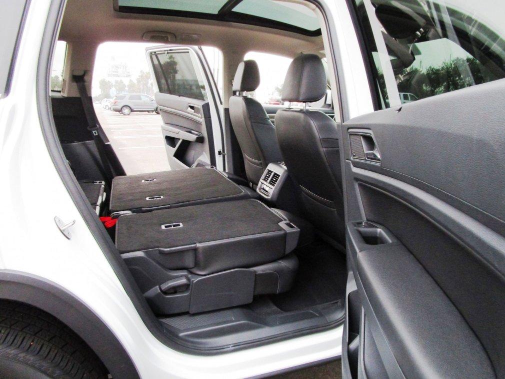 2018 VW Atlas Interior 9