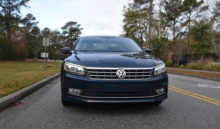 2018 VW Passat SE 20