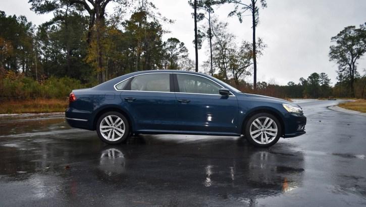 2018 VW Passat SE 4