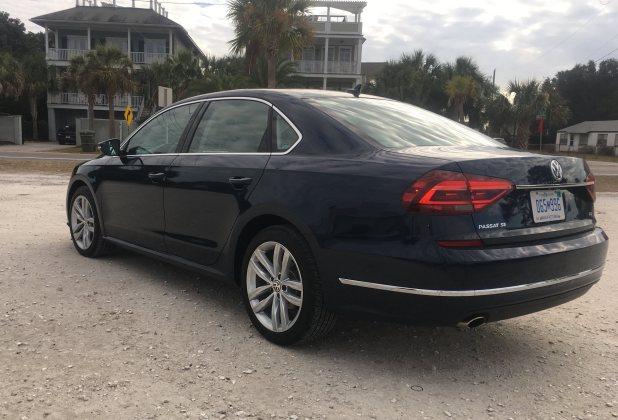 2018 VW Passat SE 40