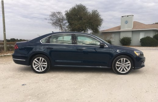2018 VW Passat SE 43