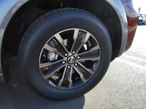 2018 Nissan Armada Platinum 4WD by Ben Lewis 5
