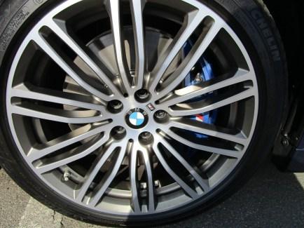 2018 BMW M550i xDrive Sedan Ben Lewis 2