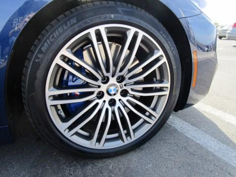 2018 BMW M550i xDrive Sedan Ben Lewis 5