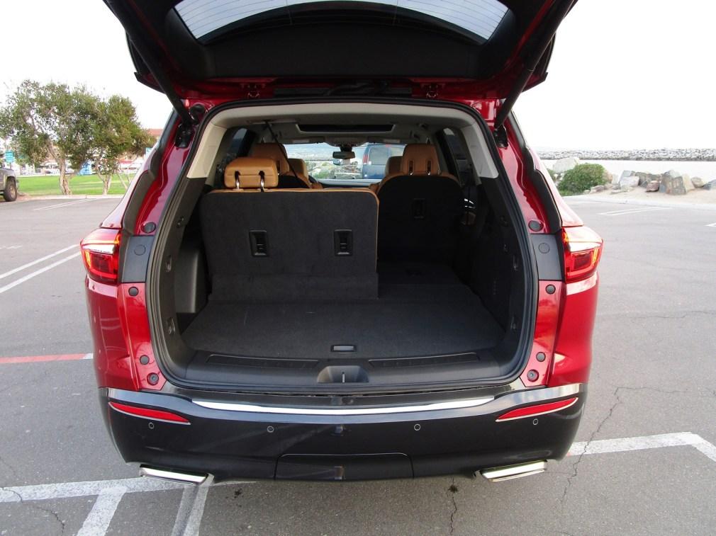 2018 Buick ENCLAVE Interior 2